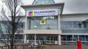 Killingworth Front Entrance